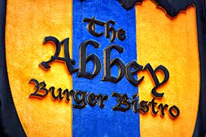 The Abbey Burger Bistro in Baltimore