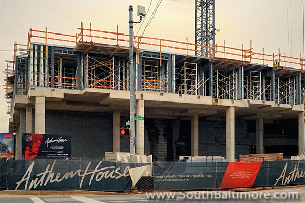 Anthem House New Construction in Baltimore Real Estate
