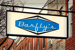 Barfly's Pizza Pub in Baltimore