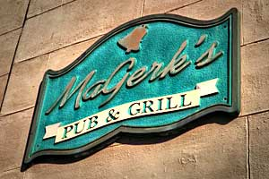 Magerk's Pub & Grill in Baltimore