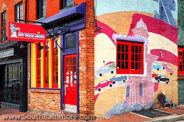 A tad bit of Mexico in the heart of Federal Hill. - Baltimore Maryland