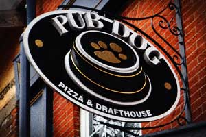 Pub Dog Pizza & Drafthouse in Baltimore