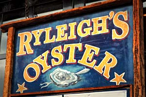 Ryleigh's Oyster in Baltimore