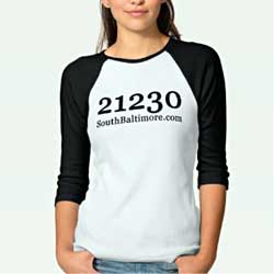 21230 South Baltimore T-Shirt